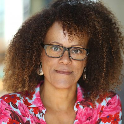Girl, Woman, Other author Bernardine Evaristo's web site